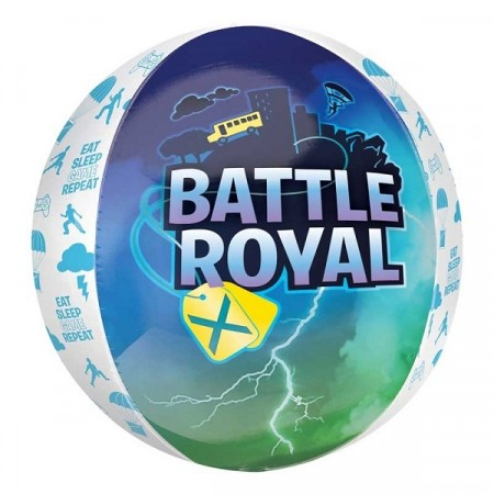 FORTNITE BATTLE ROYAL ORBZ BALLONG