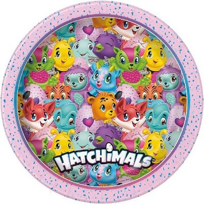 HATCHIMALS TALLERKENER