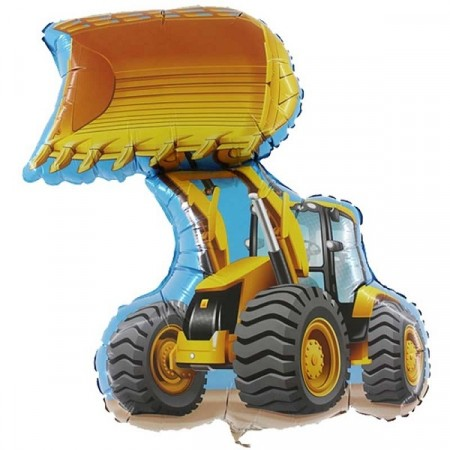 TRAKTOR SUPERSHAPE FOLIEBALLONG