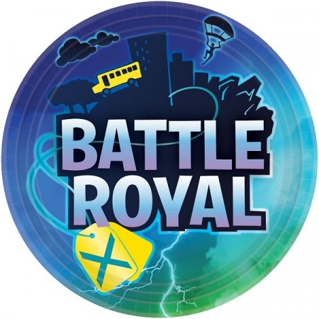 FORTNITE BATTLE ROYAL TALLERKENER