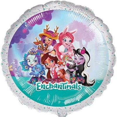 ENCHANTIMALS FOLIEBALLONG