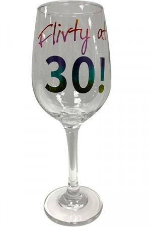 FLIRTY AT 30 VINGLASS