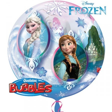 DISNEY FROST BUBBLE BALLOON