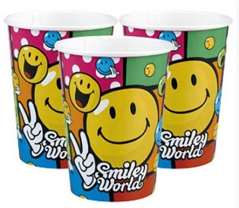 SMILEY WORLD KOPPER