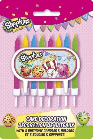 SHOPKINS KAKELYS