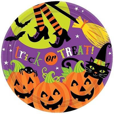 TRICK OR TREAT TEMA