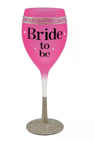BRIDE TO BE VINGLASS
