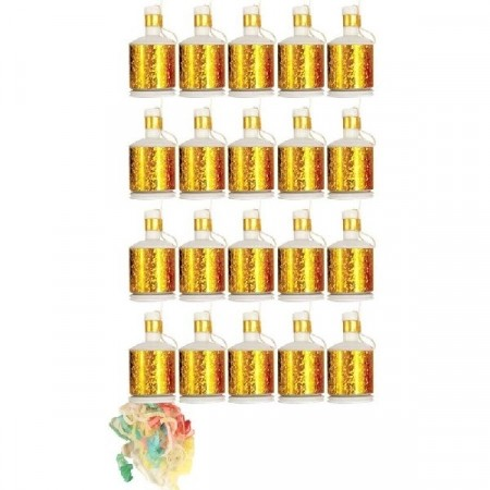 PARTY POPPERS - GULL (20-pk)