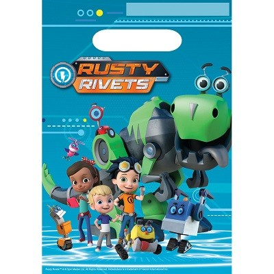 RUSTY RIVETS FESTPOSER