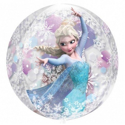 DISNEY FROST ORBZ BALLOON