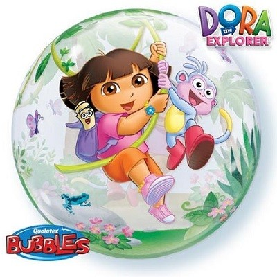 DORA UTFORSKEREN BUBBLE BALLOON