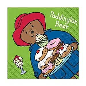 PADDINGTON SERVIETTER