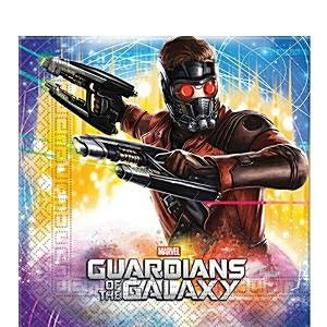 GUARDIANS OF THE GALAXY SERVIETTER