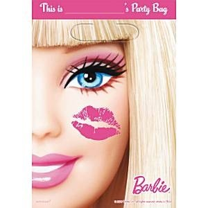 BARBIE FESTPOSER