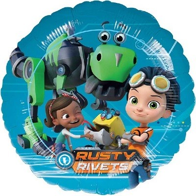 RUSTY RIVETS FOLIEBALLONG
