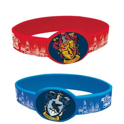 HARRY POTTER ARMBÅND (4-pk)