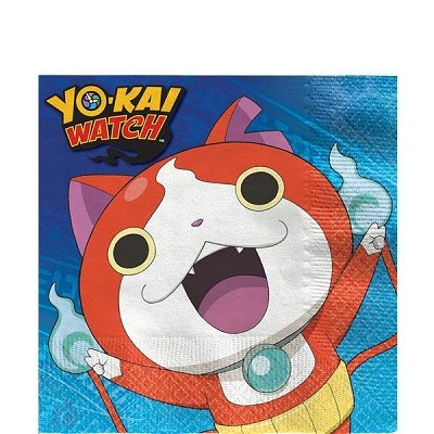 YO-KAI WATCH SERVIETTER