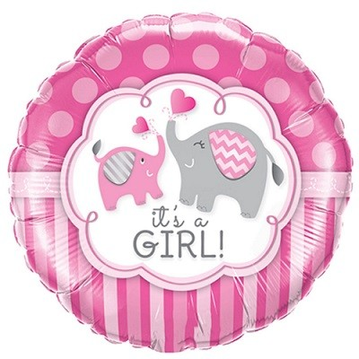 ITS A GIRL FOLIEBALLONG