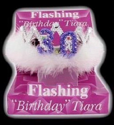 FLASHING TIARA 30