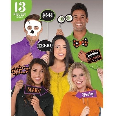 HALLOWEEN PHOTO PROP KIT