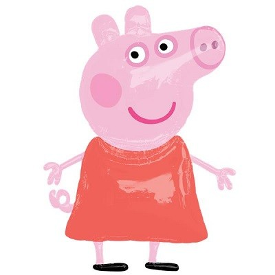 PEPPA GRIS AIR WALKER