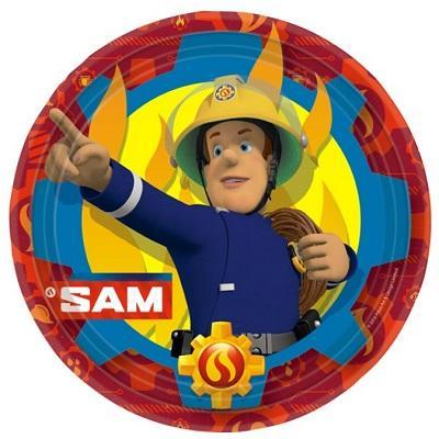 BRANNMANN SAM BURSDAG