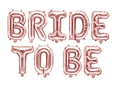 BRIDE TO BE BALLOON KIT