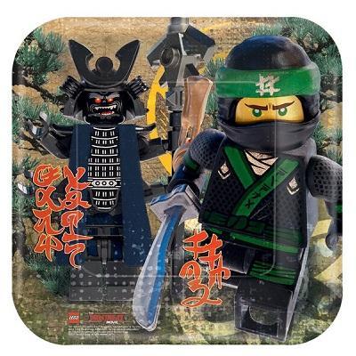 LEGO NINJAGO BURSDAG