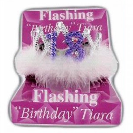 FLASHING TIARA 18