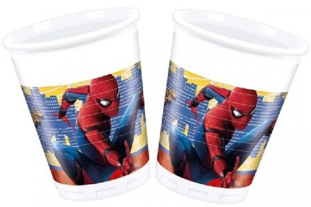 SPIDER MAN PLASTKOPPER