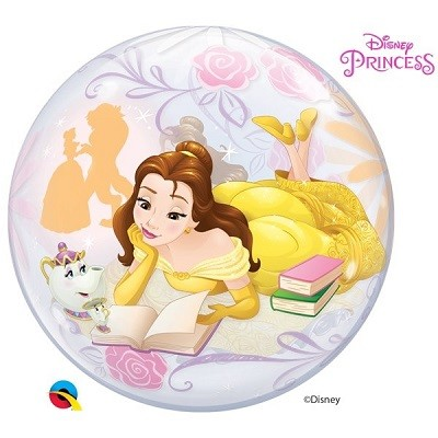 PRINSESSE BELLE BUBBLE BALLOON