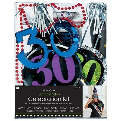30th BIRTHDAY CELEBRATION KIT