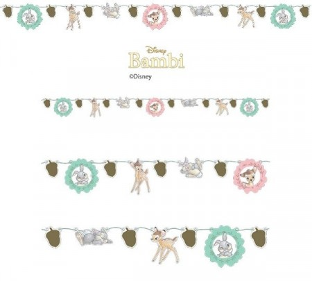 BAMBI GARLAND BANNER KIT