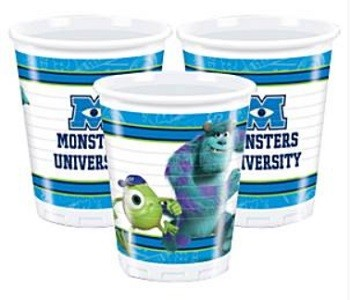 MONSTERUNIVERSITETET KOPPER