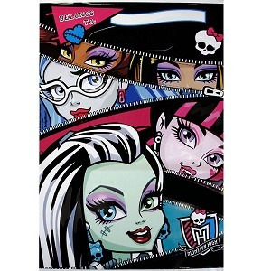 MONSTER HIGH FESTPOSER