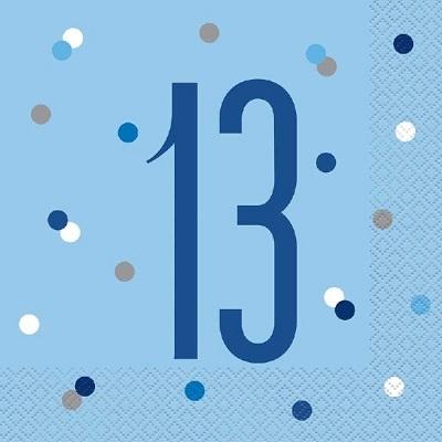 BLUE GLITZ 13 ÅR