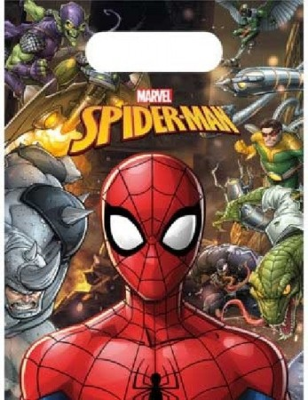 SPIDER MAN TEAM UP FESTPOSER (6-pk)