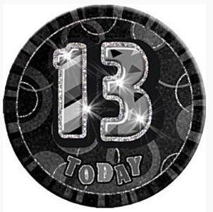 Black Dazzling Party 13 197 Rsdag Feststemning No