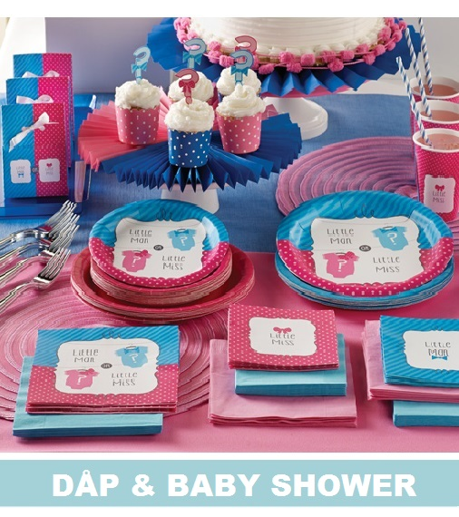 DÅP / BABY SHOWER